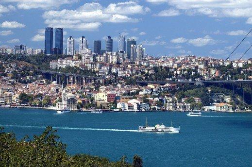 Sur les rives du Bosphore, Istanbul…