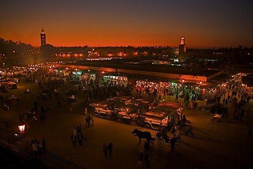 Pour un week-end dépaysant, envolez-vous vers Marrakech!