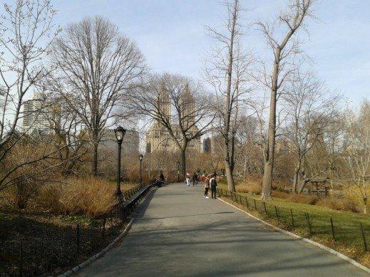Détente à Central Park