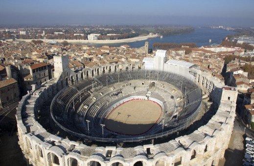 Arles,retour vers l' Antiquité…