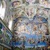 La chapelle Sixtine,merveille d' Italie…