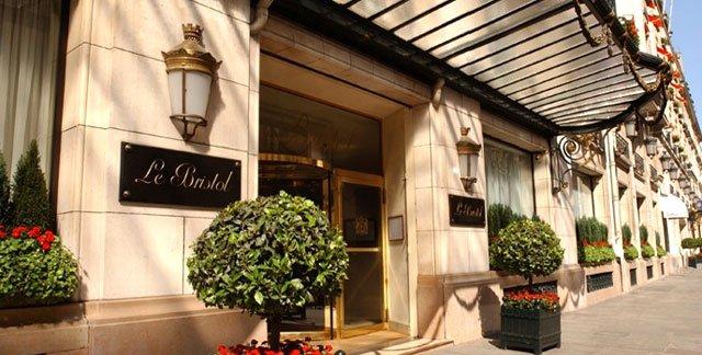 A Paris, Fashion week + Le Bristol = Harper's Bazaar Bar! dans Hôtels en France hotel_bristol_paris_7