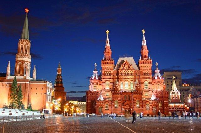 Un séjour à Moscou... dans Culture moscou-place-rouge
