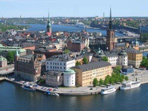 Un séjour à Stockholm…
