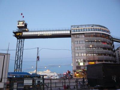 stockholm-gondolen Proviant