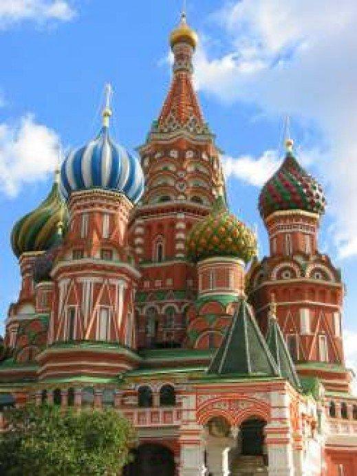 Un séjour à Moscou…