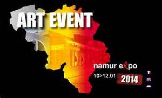 ArtEvent Namur,c'est ce week-end!