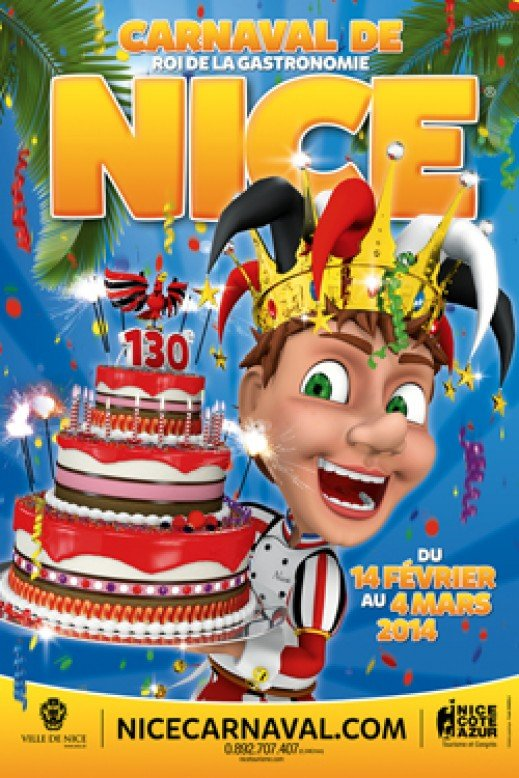 Carnaval de Nice,c'est parti!!!