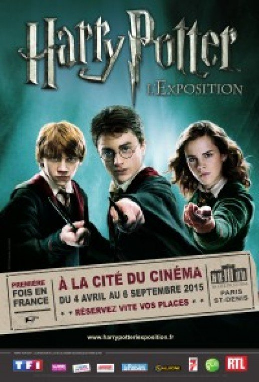 Expo Harry Potter à la Cité du Cinéma