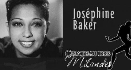 Josephine Baker et le château des Milandes