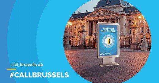 Bruxelles rassure les touristes…par téléphone