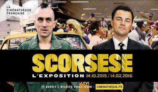Expo Scorsese à la Cinémathèque