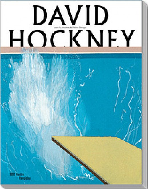 Exposition David Hockney au Centre Pompidou
