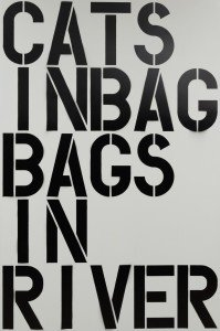 Christopher Wool Untitled